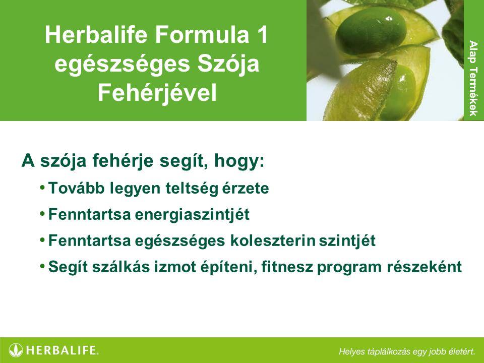 Herbalife Formula 1 shake kevesebb mint 220 kalória Kalória 217 Fehérje 17.6g Cukor 20.9g Zsír 6.7g Nátrium 0.28g Sov.