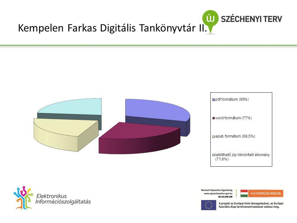 Arcanum Digitális Tudománytár • http://adt.arcanum.hu http://adt.arcanum.hu • 33 cím, teljes tudományos folyóirat évfolyamok • 1,5 millió oldal • Indulás: 2011.