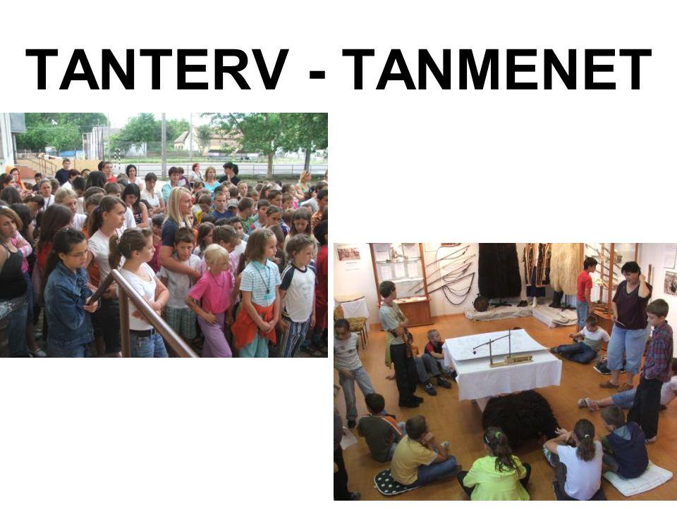 TANTERV - TANMENET