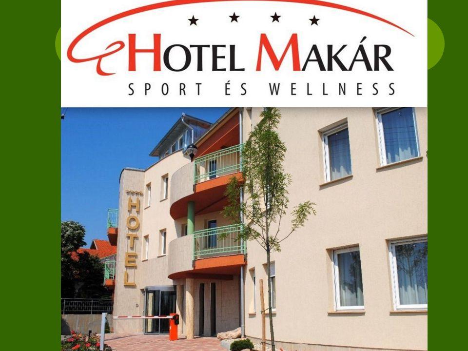 A szállodáról  A hotel Pécs város mediterrán zöldövezetében, az orvosegyetem szomszédságában található.
