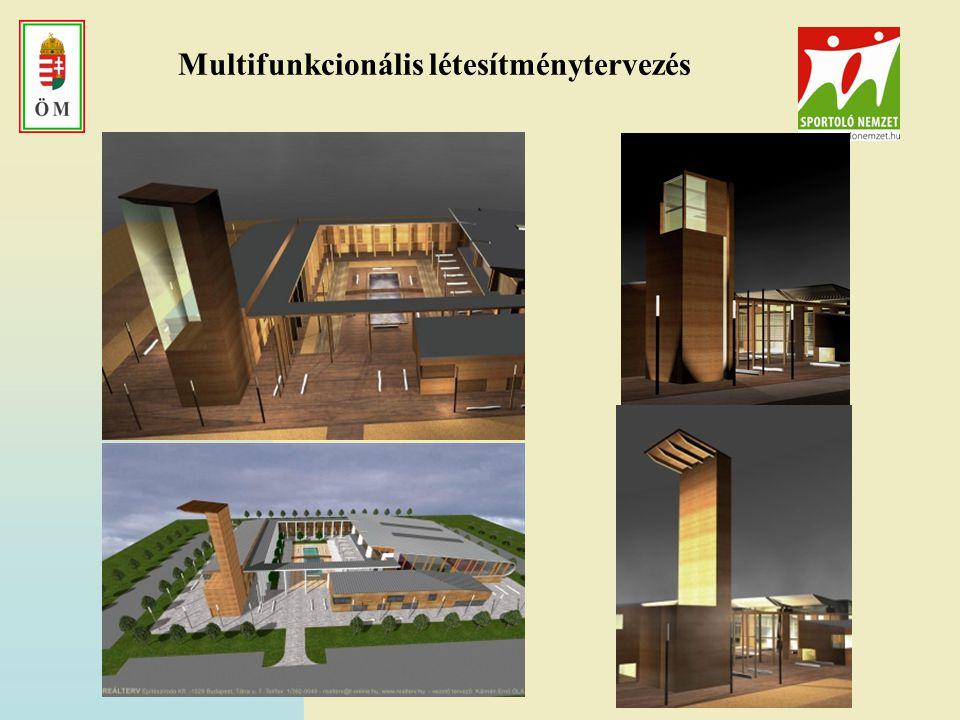 Multifunkcionális létesítménytervezés