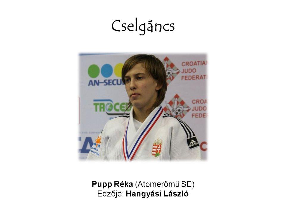 Karate Kiszli Viktor (Faddi SE) Edzője: Bali Ervin