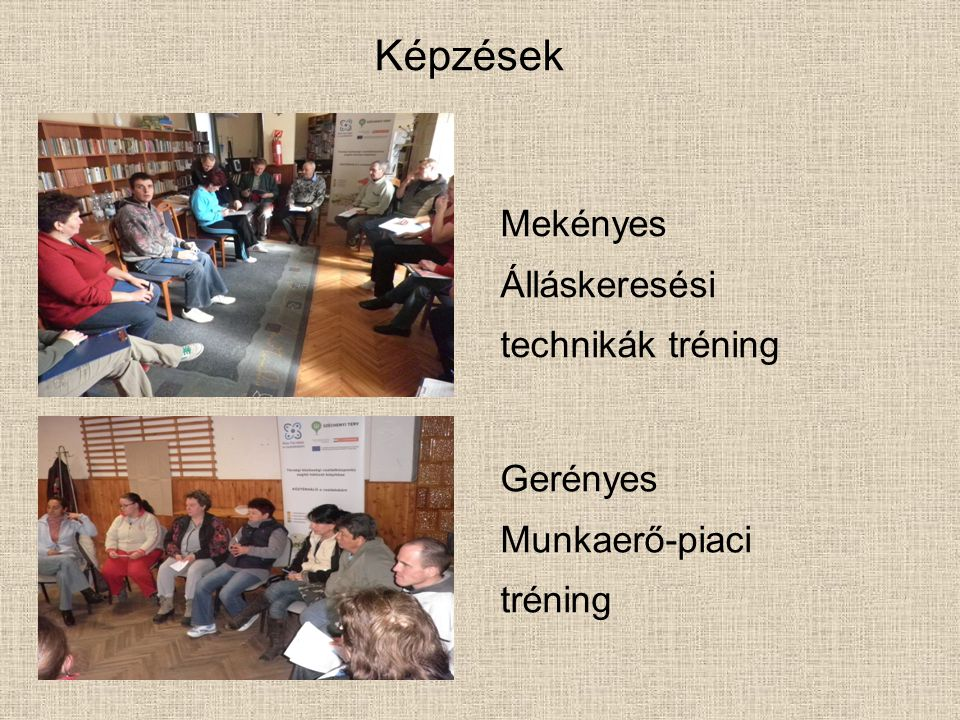 Szakmai műhelyek A jó kommunikáció kiindulópontjai Esélykasszák tapasztalatai Tolna megyében