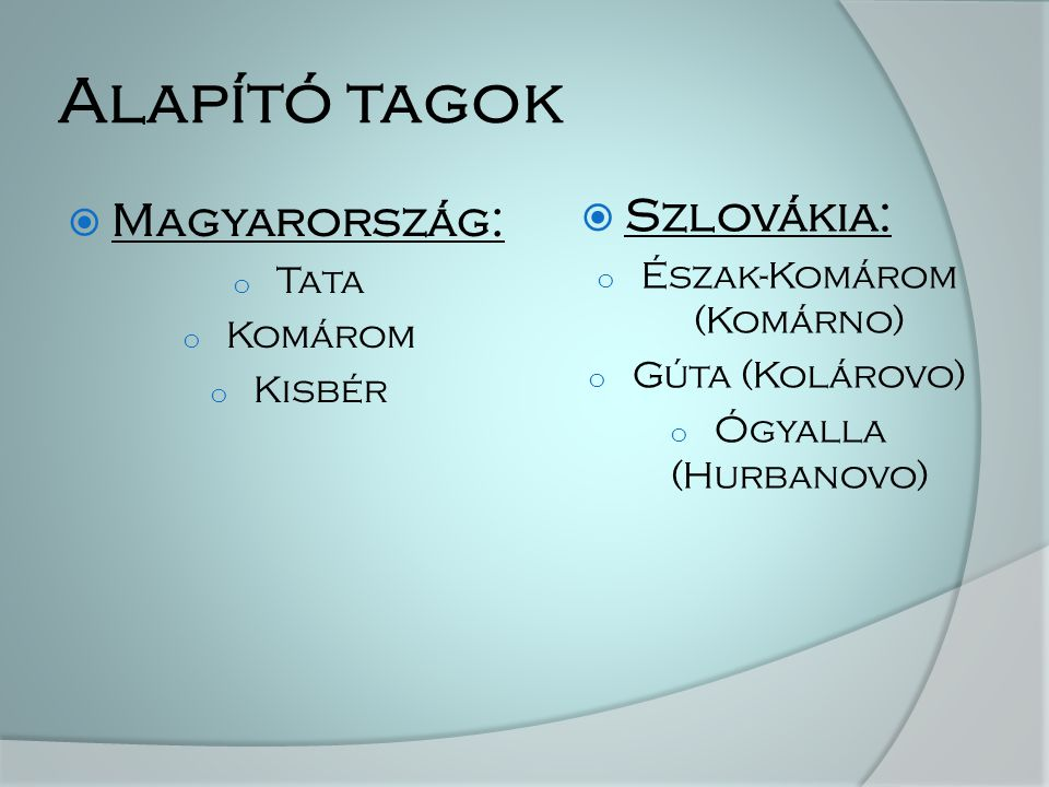 Oroszlány csatlakozási szándékát 2011. október 12.-én hagyta jóvá a közgy ű lés