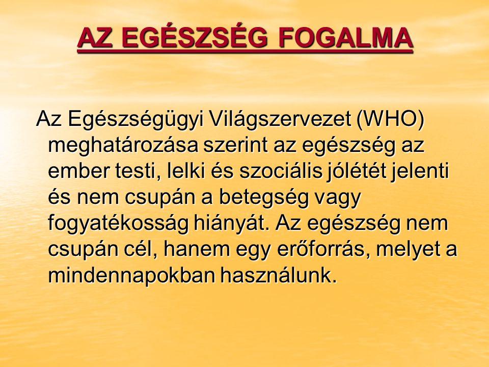 A SZERVEZET OPTIMÁLIS MŰKÖDÉSÉNEK NÉGY FELTÉTELE • Izovolaemia: Állandó folyadék térfogat.