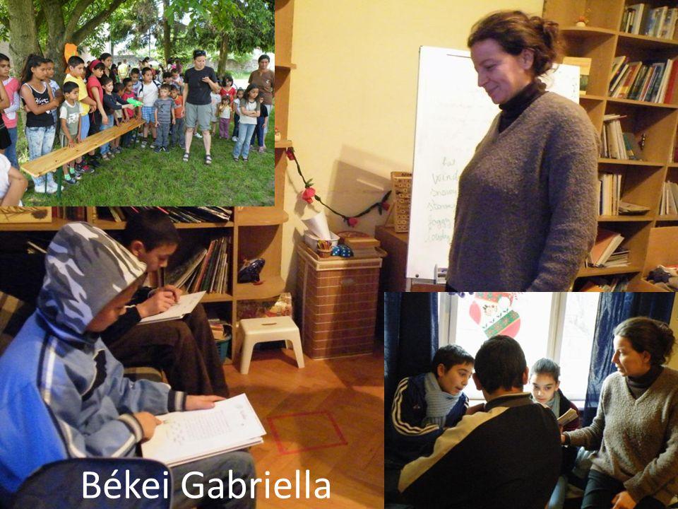 Békei Gabriella