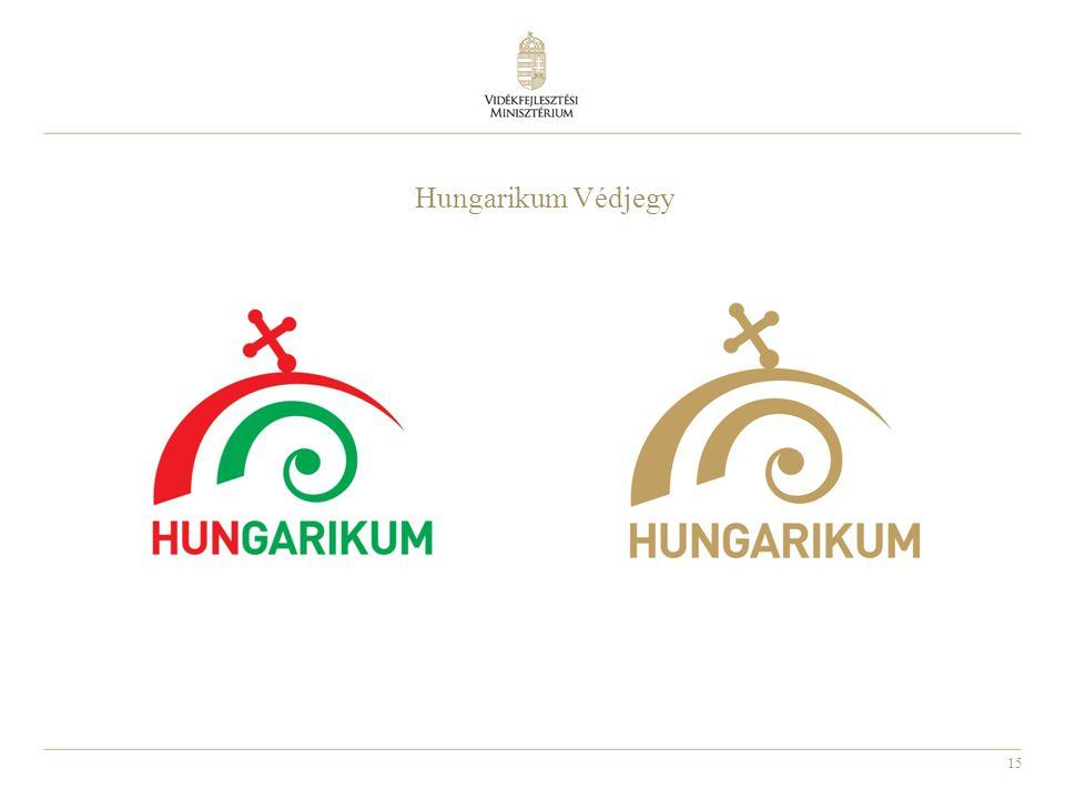 15 Hungarikum Védjegy