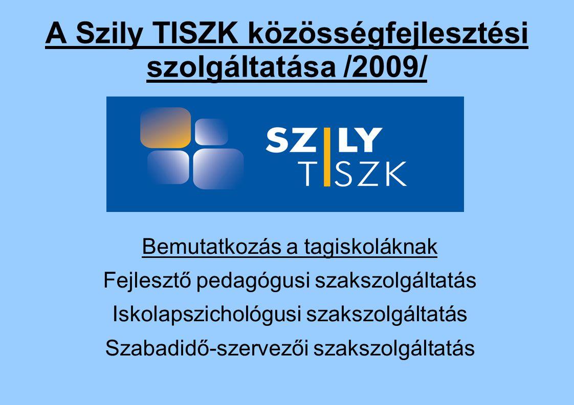 I. Fejlesztőpedagógusi szakszolgáltatás  Besztercei Györgyné (Judit)