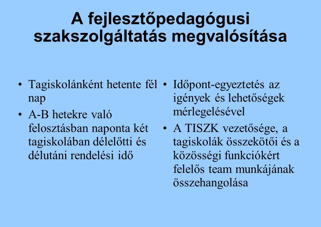 II. A pszichológusi szakszolgáltatás  Horvai Zoltán
