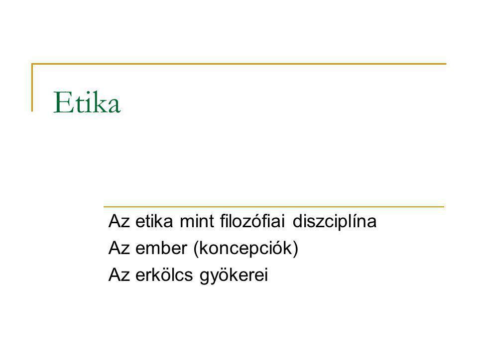 Alkalmazott etika III.