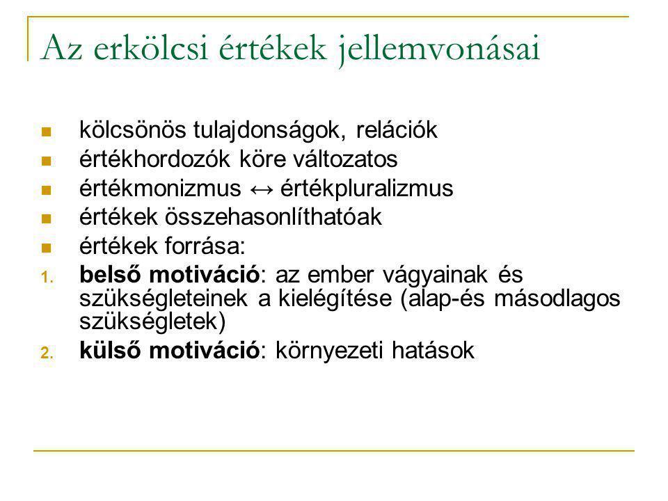 II.János Pál  Etikai elméletének előzményei: 1. egzisztencializmus, 2.