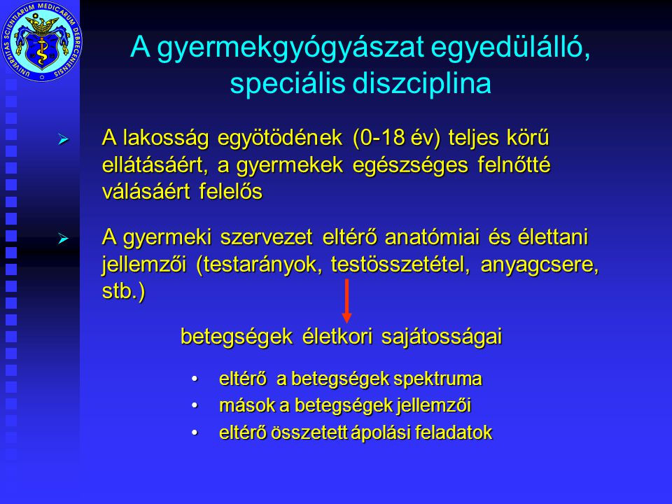 Szekunder prevenció területei n Szűrővizsgálatok - anyagcserebetegségek újszülöttkori szűrése (egységesen, szervezetten, szűrése (egységesen, szervezetten, országosan, kötelezően): PKU, országosan, kötelezően): PKU, galactosaemia, hypothyreosis, biotinidáz galactosaemia, hypothyreosis, biotinidáz defektus defektus - érzékszervi károsodások szűrése - csípőficam, scoliosis - koleszterin