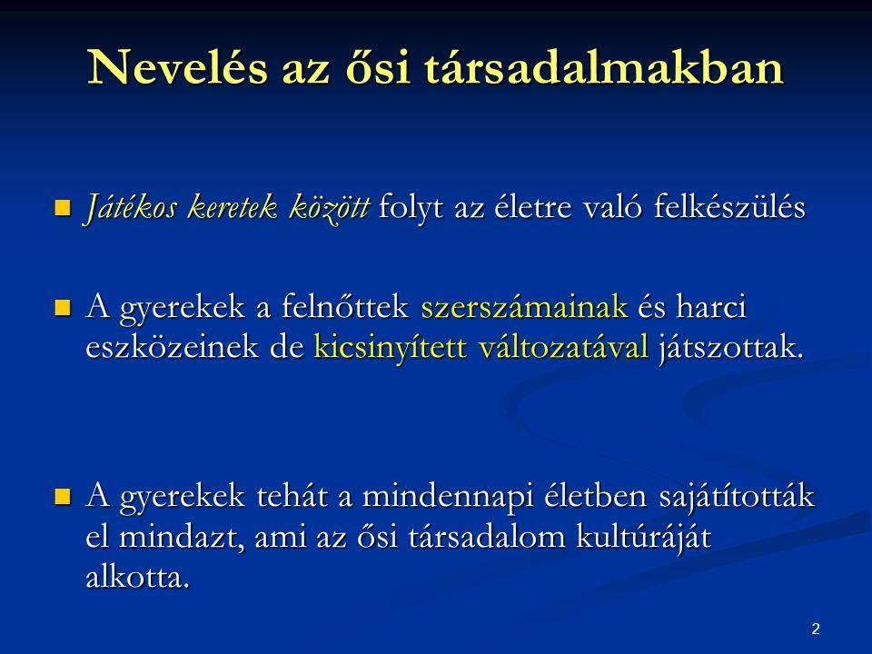 53 Athéni nevelés (Kr.e. VI–V.