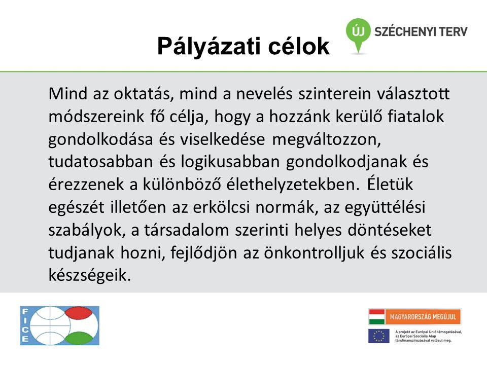 Programok a fiataloknak Nyitó Szakmai Nap Budapesti Javítóintézet -2012.03.01.