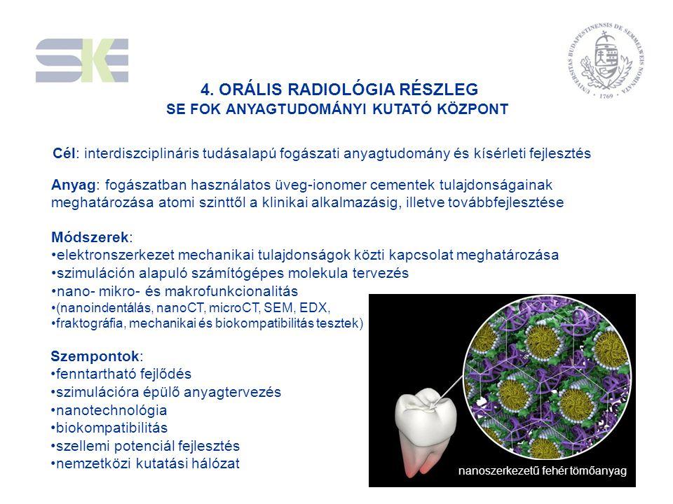 nanoszerkezetű fehér tömőanyag Szempontok: •fenntartható fejlődés •szimulációra épülő anyagtervezés •nanotechnológia •biokompatibilitás •szellemi pote