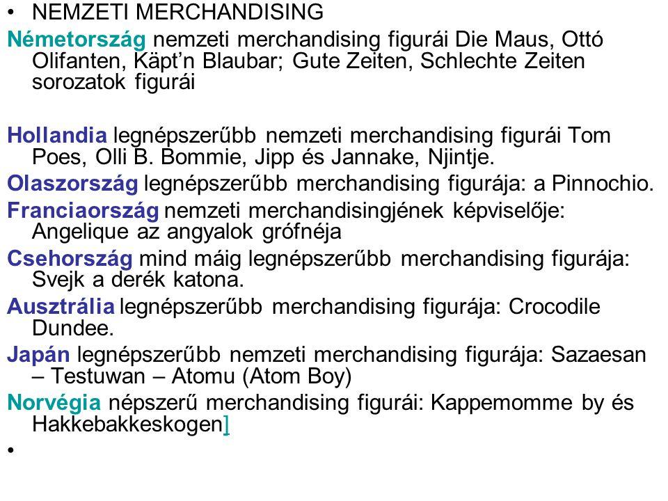 •NEMZETI MERCHANDISING Németország nemzeti merchandising figurái Die Maus, Ottó Olifanten, Käpt'n Blaubar; Gute Zeiten, Schlechte Zeiten sorozatok fig