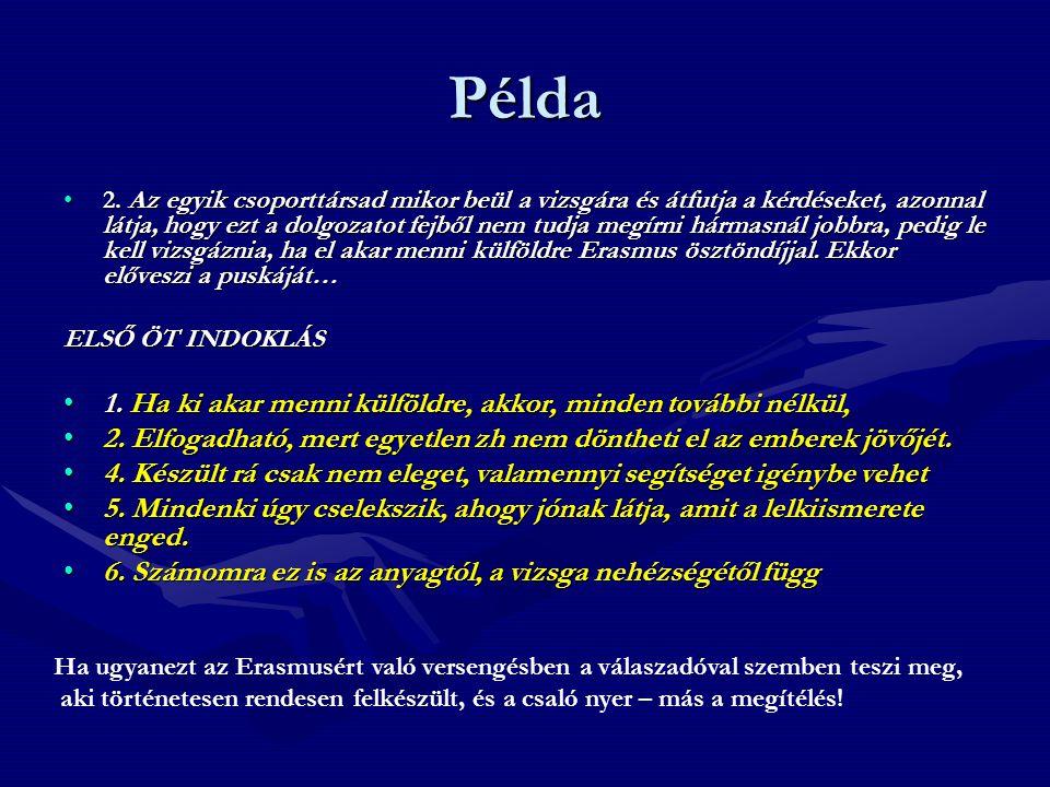 Példa •2.