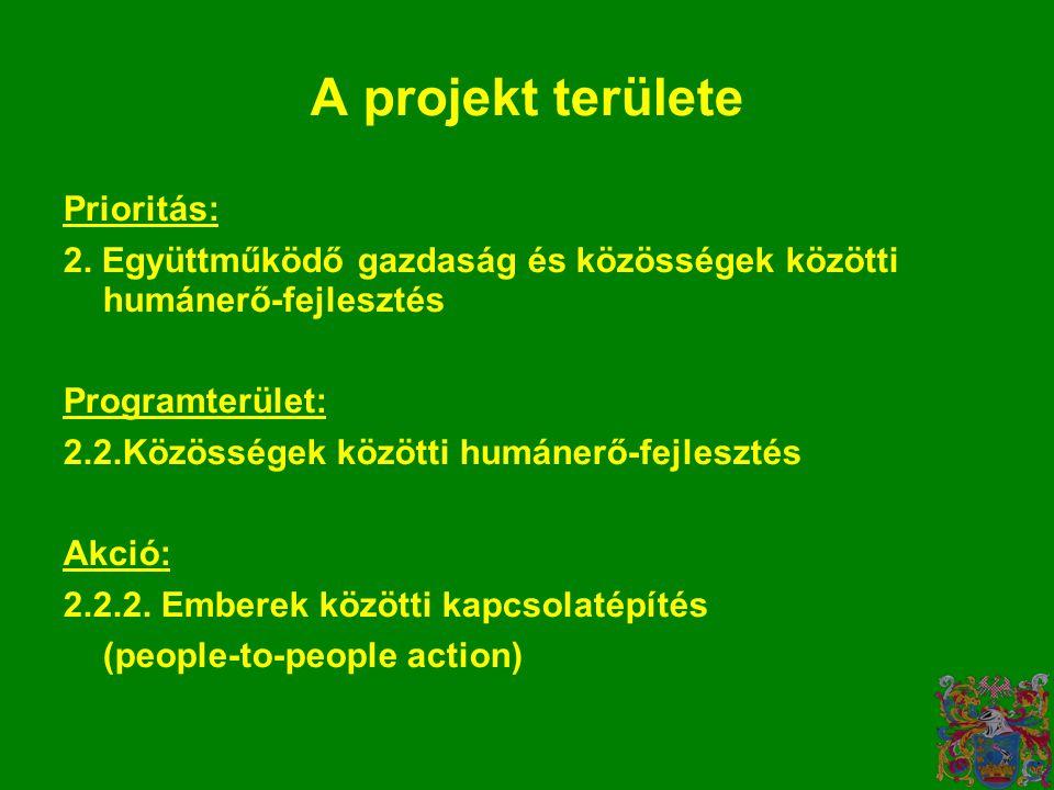 A projekt célja •Gasztronómiai, kulturális találkozók és konferenciák szervezése a határ két oldalán a Horvátország- Magyaroszág IPA programban érintett megyék képviselőinek, valamint Somogy és Kapronca- Krizsevác megye kulturális egyesületeinek és kézműveseinek részvételével •Somogy és Kapronca-Krizsevác intézményei és kulturális egyesületei együttműködésének elősegítése •Az IPA-programban érintett megyék képviselőinek eszmecseréje a további közös pályázati lehetőségekről •Összköltség: 55 430 EUR