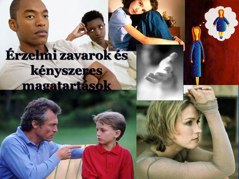 Érzelmi zavarok és kényszeres magatartások