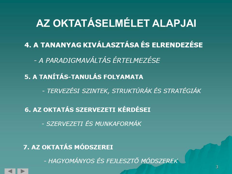 4 SZAKIRODALMI FORRÁSOK Báthory Zoltán: Tanulók, iskolák különbségek, 1992.