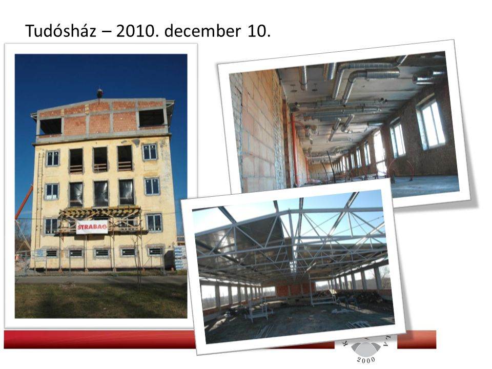 Tudósház – 2010. december 10.