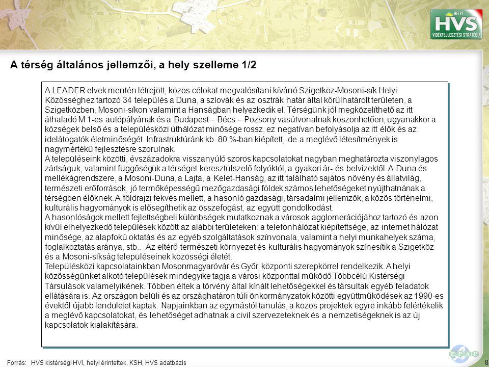 """10 ▪"""" 79 A 10 legfontosabb gazdaságfejlesztési megoldási javaslat 10/10 Forrás:HVS kistérségi HVI, helyi érintettek, HVS adatbázis Szektor A 10 legfontosabb gazdaságfejlesztési megoldási javaslatból a legtöbb – 5 db – a(z) Egyéb szolgáltatás szektorhoz kapcsolódik Megoldási javaslat Megoldási javaslat várható eredménye"""