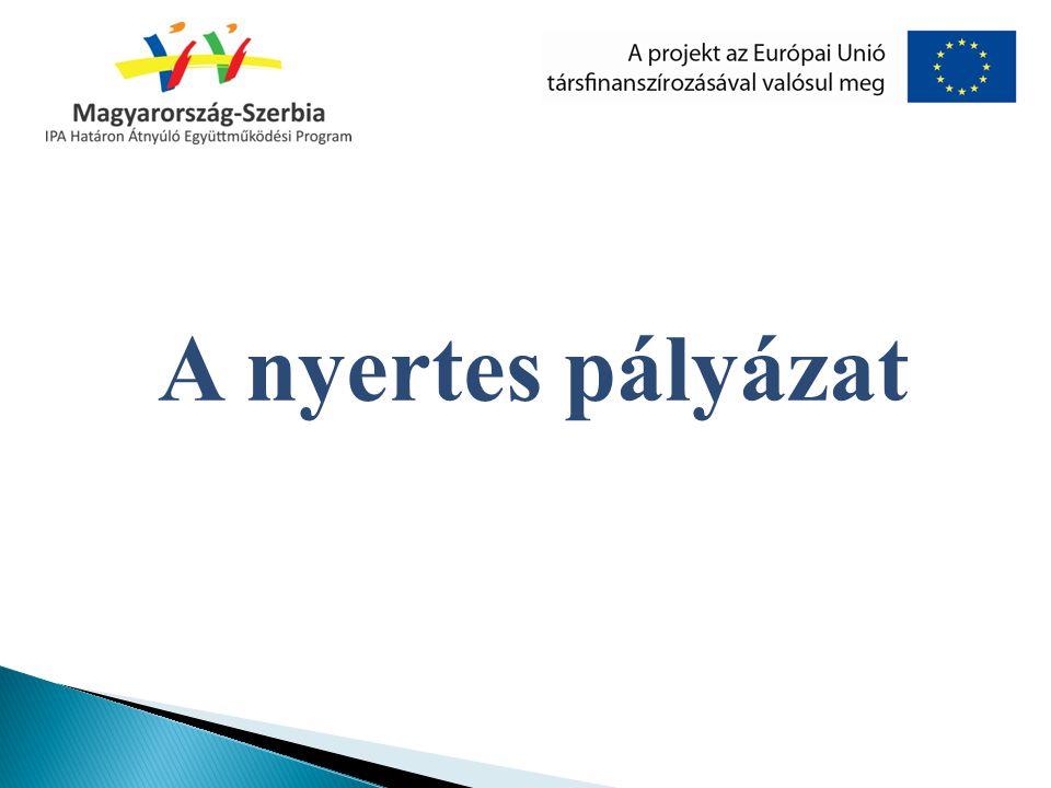 Irányító Hatóság Nemzeti Fejlesztési Ügynökség Nemzetközi Együttműködési Programok Irányító Hatósága 1077 Budapest Wesselényi u.