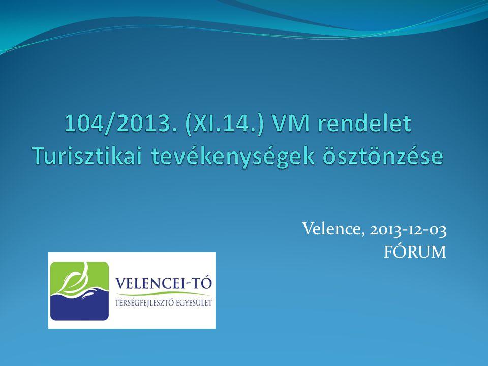 Velence, 2013-12-03 FÓRUM