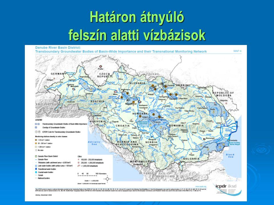Kockázati tényezők a Duna mentén Kockázati tényezők a Duna mentén (hidromorfológiai változások, veszélyes anyagok, tápanyagterhelés, szervesanyag szennyezés)