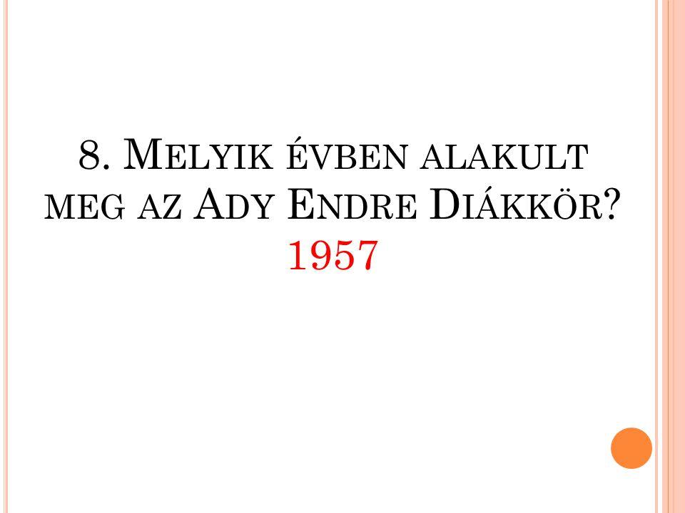 7. M EKKORA TERÜLETEN HELYEZKEDIK EL P RÁGA ( KM 2 )? 496