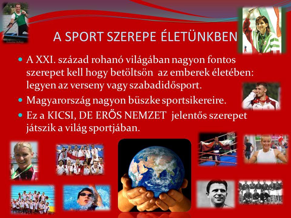 """Pierre de Conertin gondolatai:  """"A sport az istenek ajándéka.  """" Bátorság vagy te, Sport!  """"Öröm vagy te, Sport!  """"Szépség vagy te, Sport!  """"Tisztesség vagy te, Sport!  """"Termékenység vagy te, Sport!  """"Haladás vagy te, Sport!  """"Béke vagy te, Sport!"""