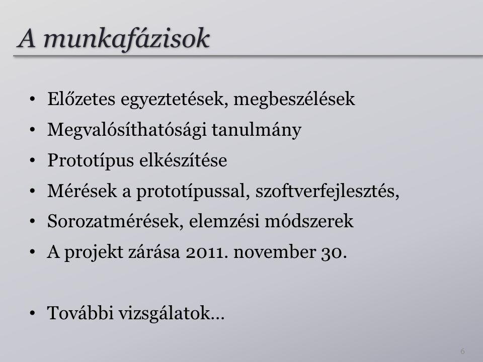 Gyorsulásszenzorok, giroszkópok 27