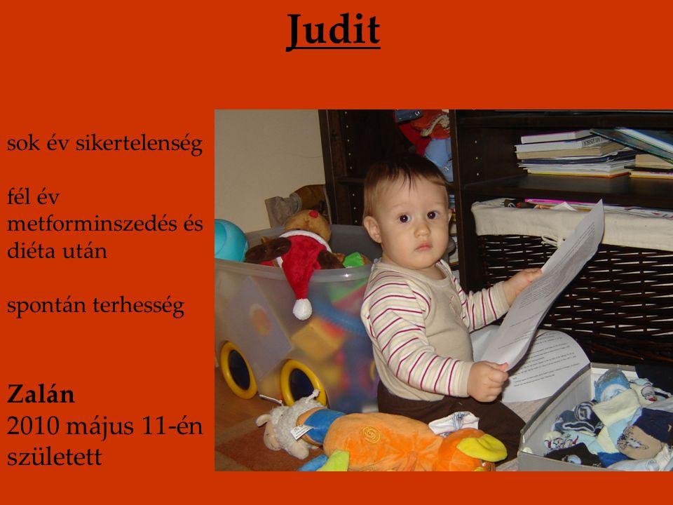 2008-ban született kislánya több év sikertelenség után, majd bő 1 év metszedés, fogyás után a második inszemináció sikerült Lucuzs Balázs 2010 november 10-én született