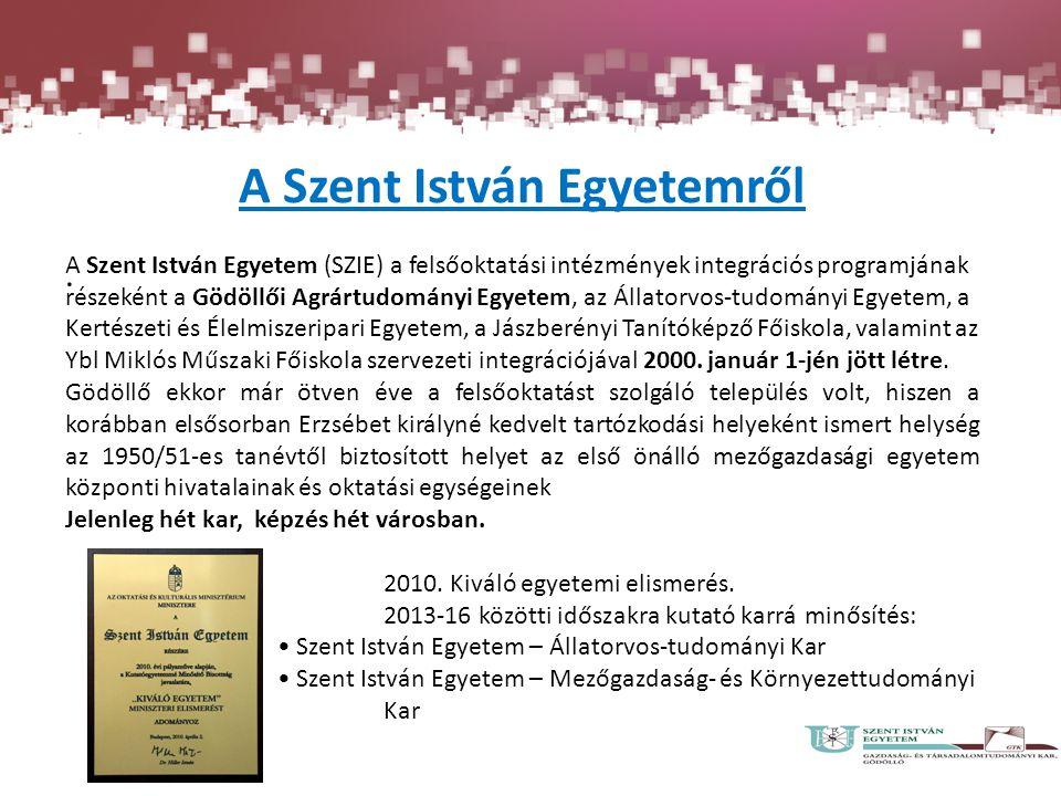 A Kar története A Gazdaság- és Társadalomtudományi Kar mintegy négyezer hallgatójával az egyetem legnagyobb kara.