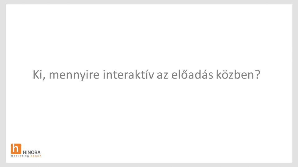 YouTube Magyarországon  Az Internet fogyasztás 30%-át a videók teszik ki.