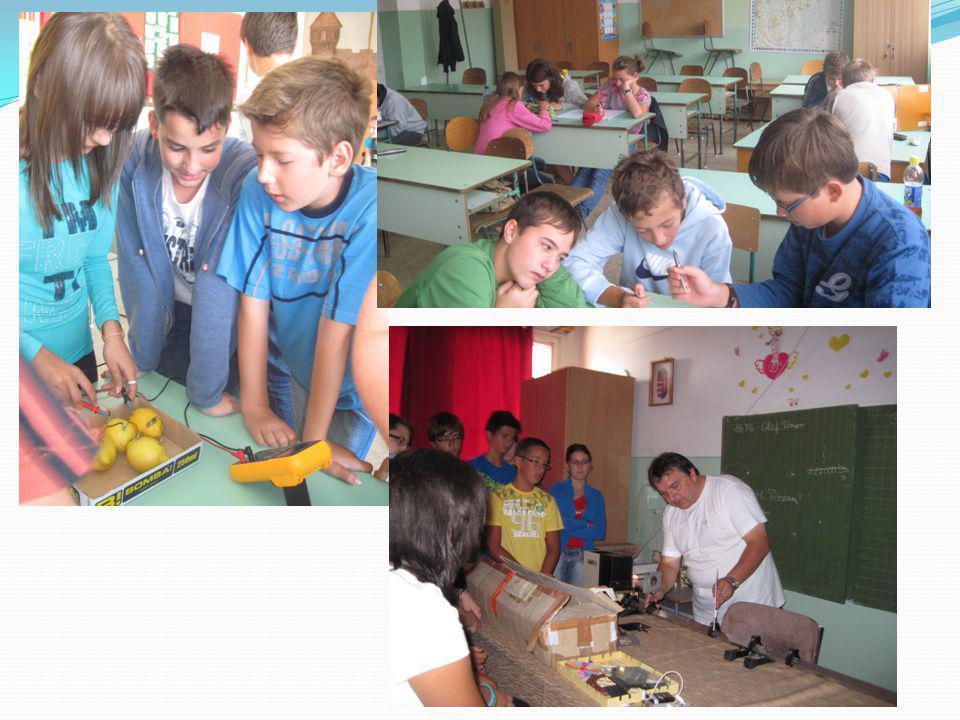 Kisfizikus tábor eszközigénye  Táborban résztvevő tanulók részére multimédiás számítógépek  Kísérleti eszközök  Digitális tábla  Táblajátékok  Sporteszközök