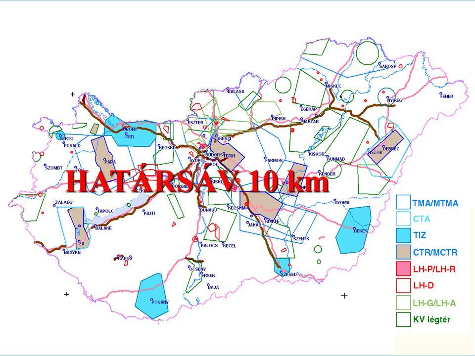 HATÁRSÁV 10 km
