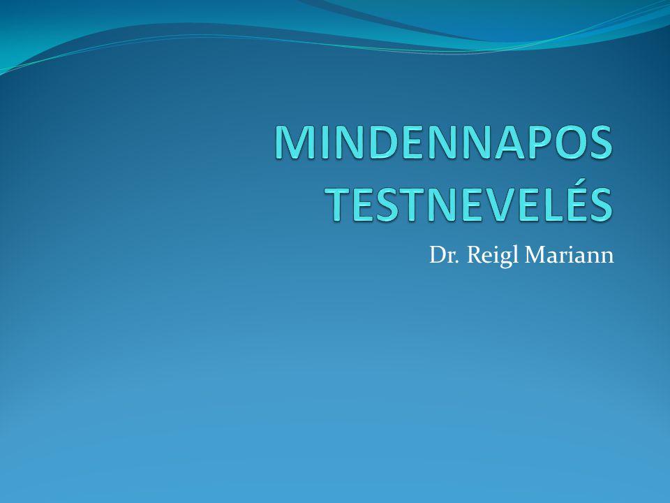 Dr. Reigl Mariann