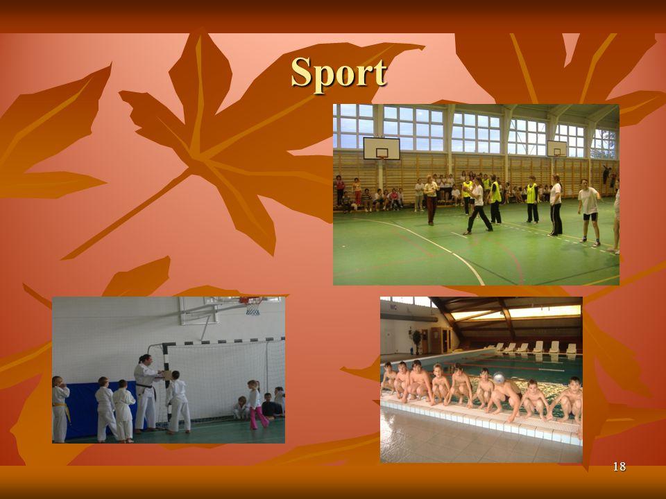 18 Sport