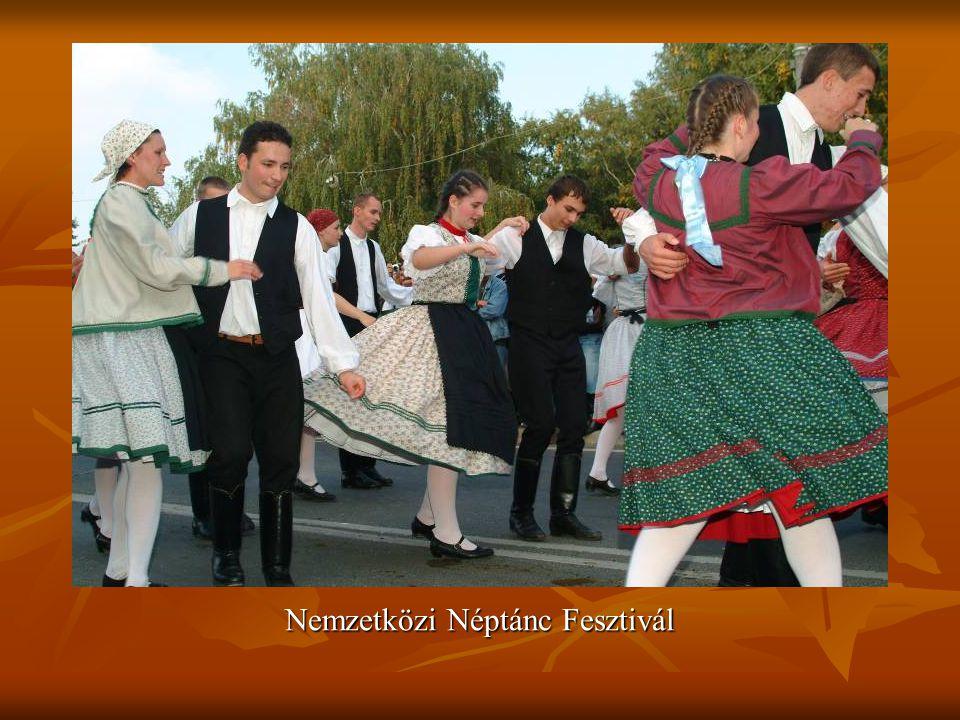 Nemzetközi Néptánc Fesztivál