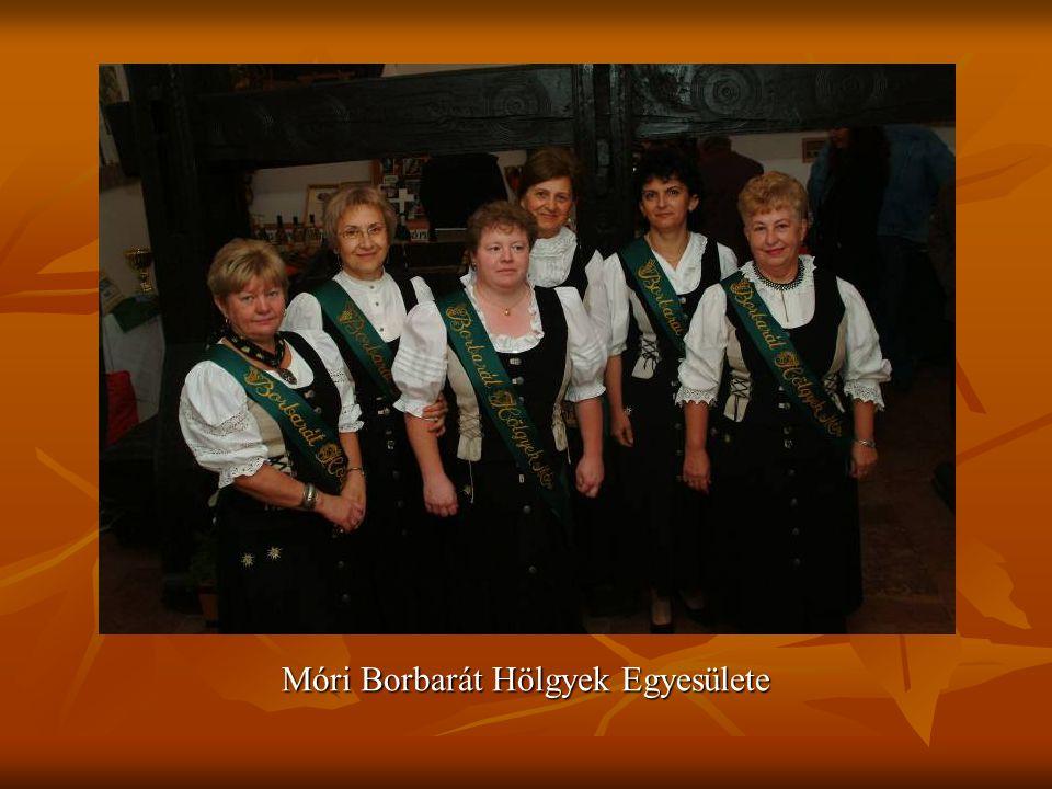 Móri Borbarát Hölgyek Egyesülete