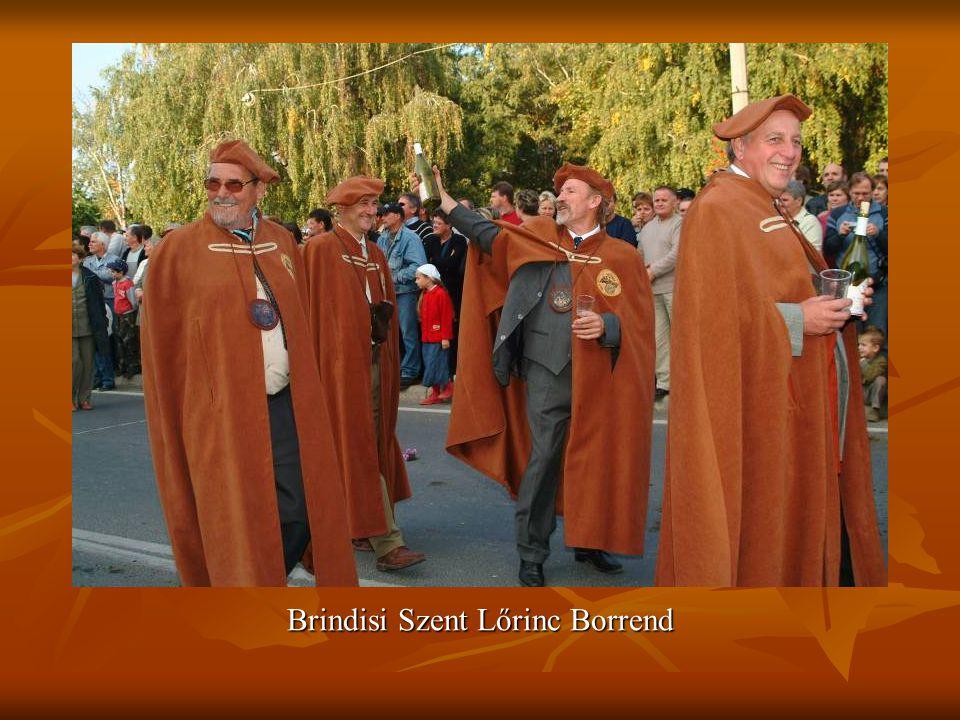 Brindisi Szent Lőrinc Borrend