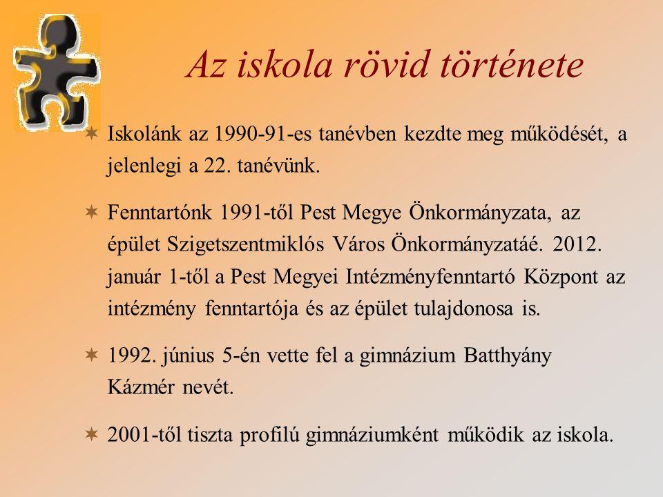 Tanrend 5.évfolyamon: ● élő idegen nyelv (7 óra/hét ???): angol v.