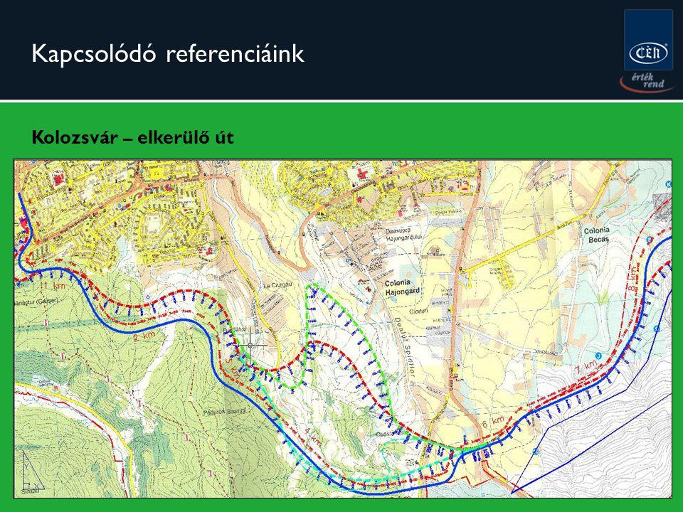 Kolozsvár – elkerülő út