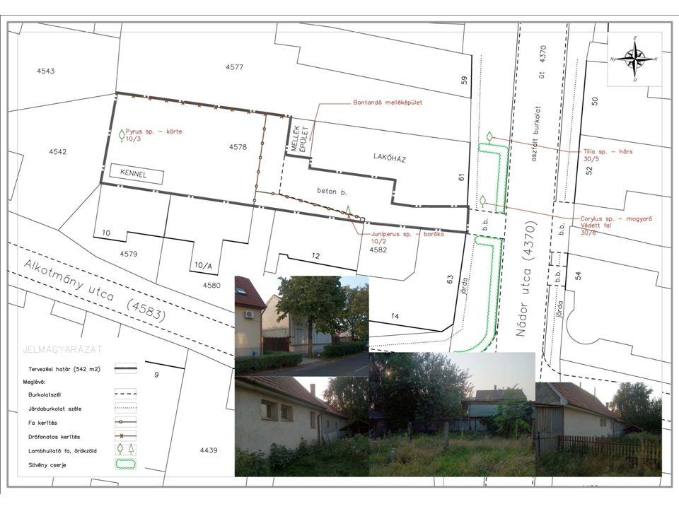  bontási terv 3.bontások Nyitott kert az EASTART Galériában 2.