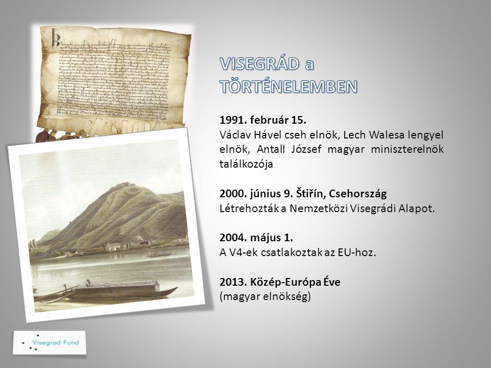 1335. november, Visegrád: I.