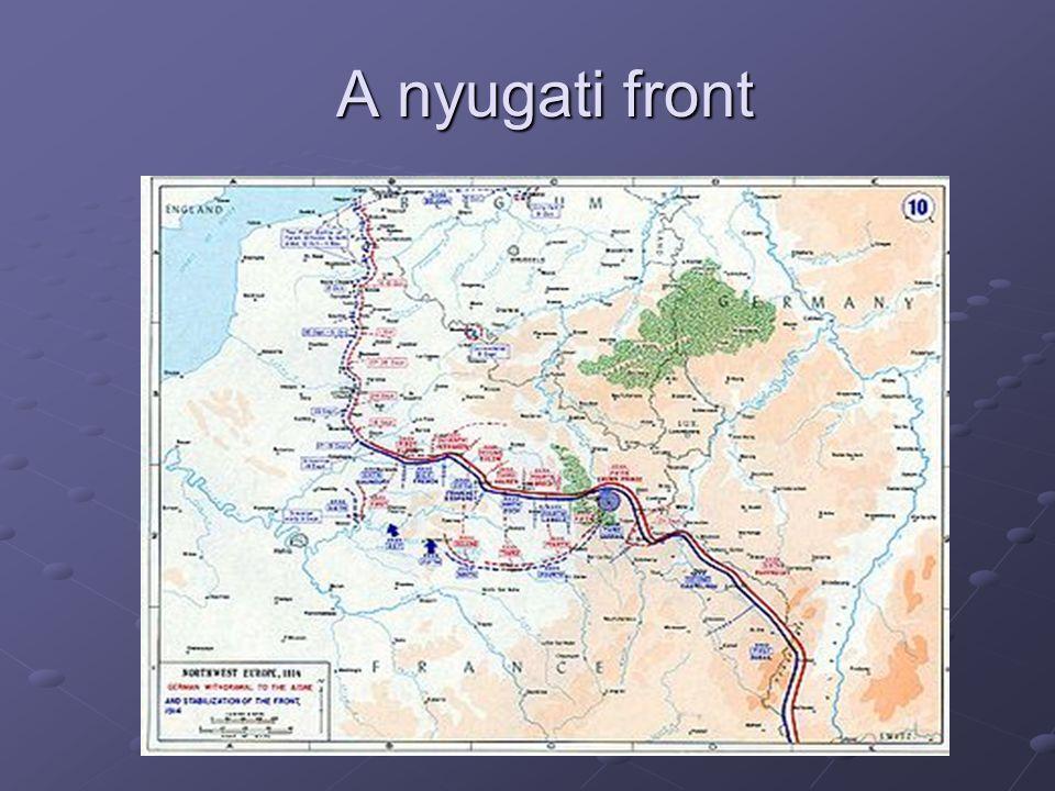 A nyugati front