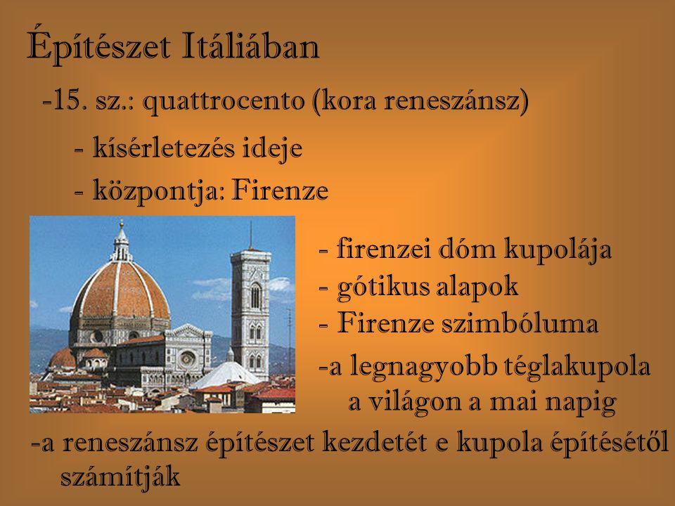 Építészet Itáliában -15.