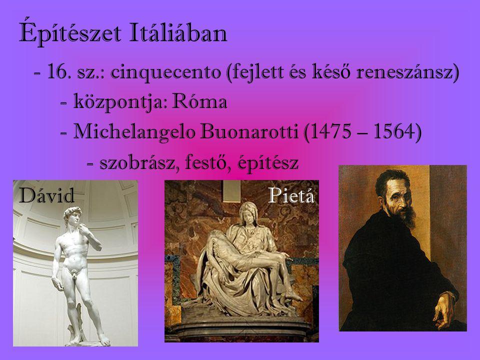 Építészet Itáliában - 16.