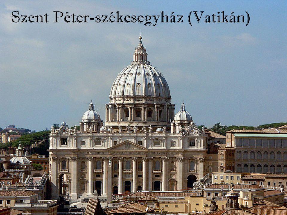 Szent Péter-székesegyház (Vatikán)